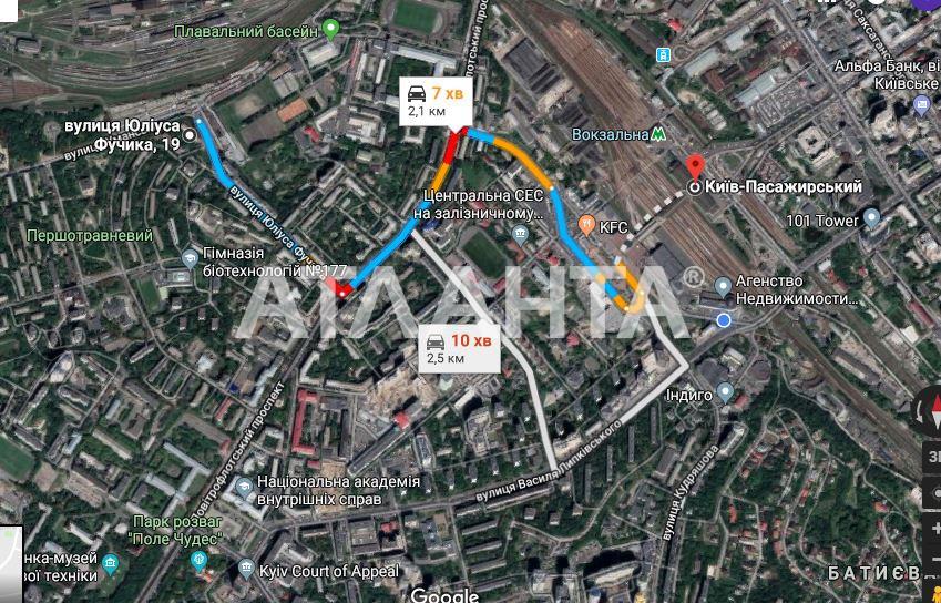 Продается 2-комнатная Квартира на ул. Ул. Фучика — 39 000 у.е. (фото №10)