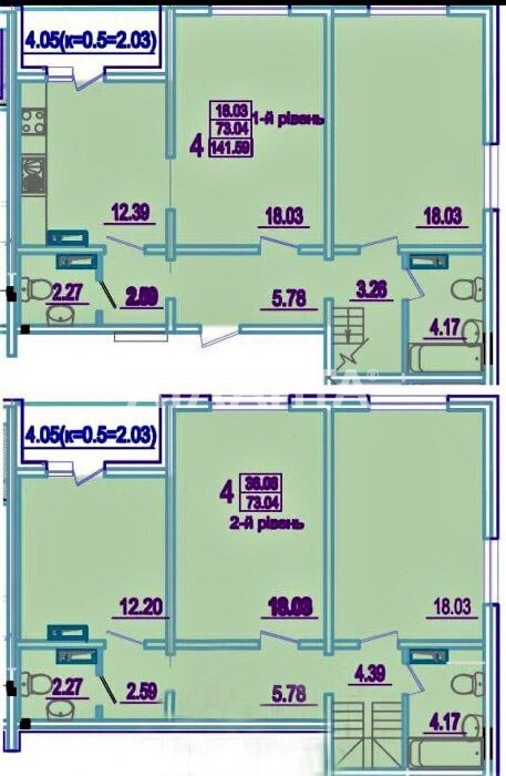 Продается 5-комнатная Квартира на ул. Ул. Ломоносова — 92 500 у.е. (фото №4)