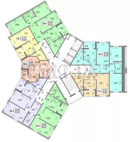 Продается 1-комнатная Квартира на ул. Ул. Академика Глушкова  — 32 400 у.е. (фото №6)