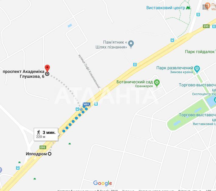 Продается 1-комнатная Квартира на ул. Ул. Академика Глушкова  — 32 400 у.е. (фото №11)