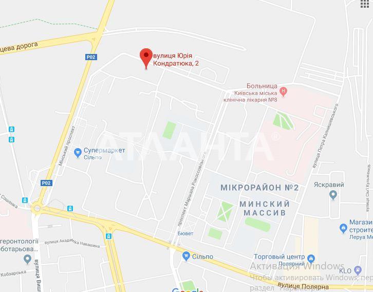 Продается 3-комнатная Квартира на ул. Ул. Юрия Кондратюка — 42 000 у.е. (фото №5)