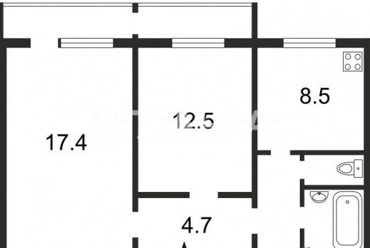 Продается 2-комнатная Квартира на ул. Ул. Урловская — 68 000 у.е. (фото №8)