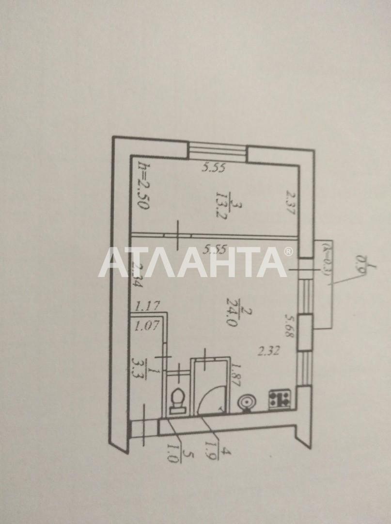Продается 2-комнатная Квартира на ул. Пер. Ярослава Хомова — 51 000 у.е. (фото №7)