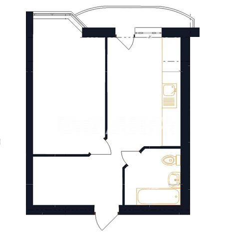 Продается 1-комнатная Квартира на ул. Валовня — 42 000 у.е. (фото №12)