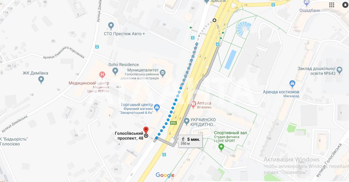 Продается 2-комнатная Квартира на ул. Просп. Голосеевский — 80 000 у.е. (фото №9)