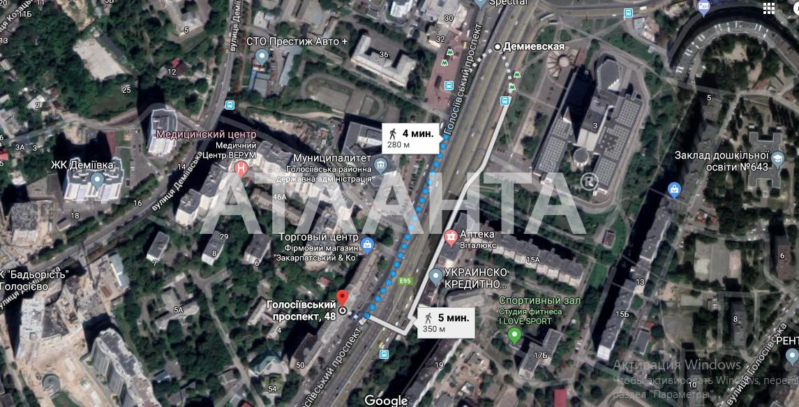 Продается 2-комнатная Квартира на ул. Просп. Голосеевский — 80 000 у.е. (фото №10)