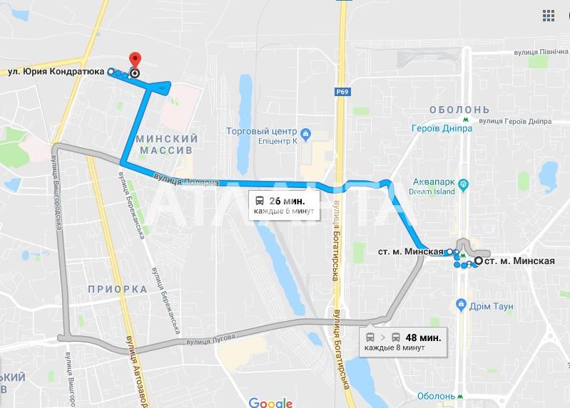Продается 1-комнатная Квартира на ул. Ул. Юрия Кондратюка  — 48 000 у.е. (фото №10)