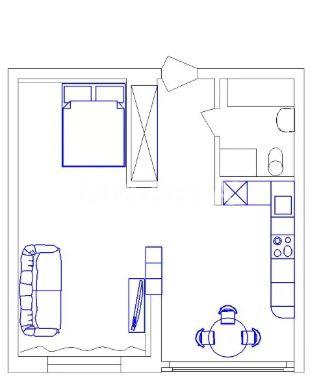 Продается 1-комнатная Квартира на ул. Сергея Данченка — 49 000 у.е. (фото №8)