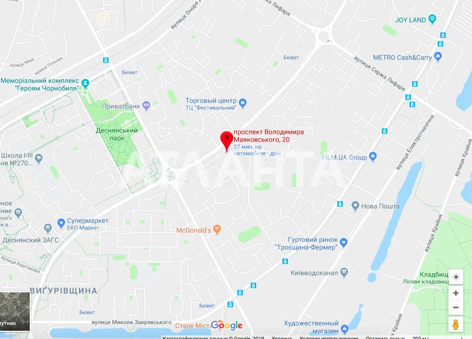 Продается 4-комнатная Квартира на ул. Просп. Маяковского — 47 500 у.е. (фото №9)