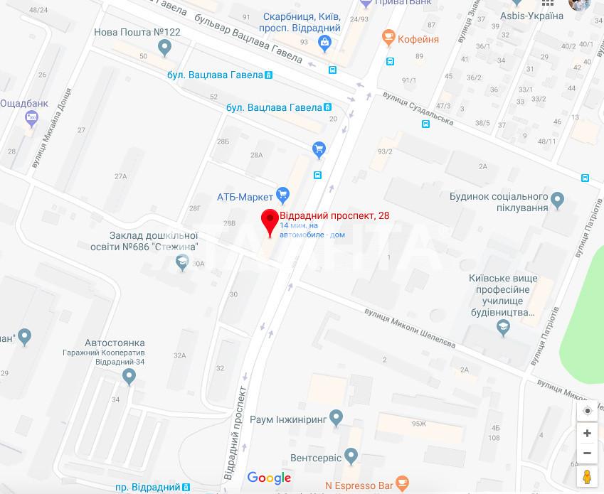 Продается 3-комнатная Квартира на ул. Просп. Отрадный — 43 000 у.е. (фото №10)