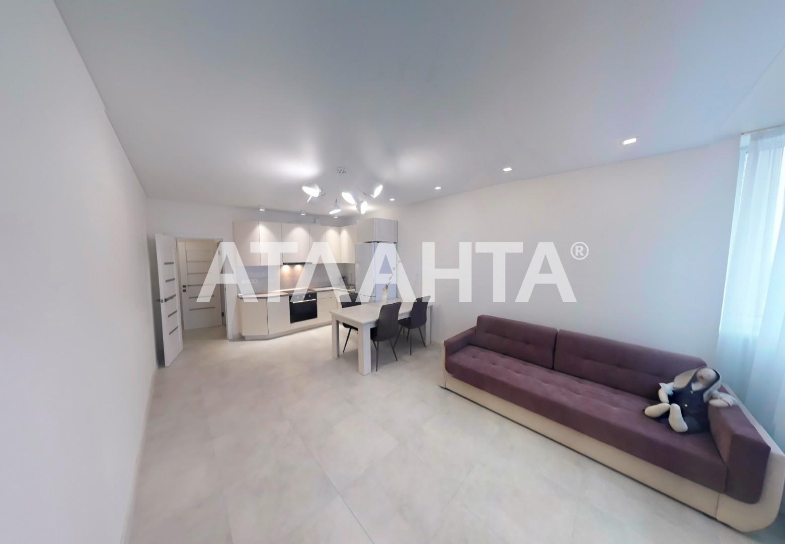 Продается 2-комнатная Квартира на ул. Теремковская — 85 000 у.е. (фото №2)