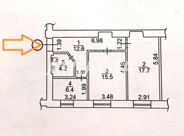 Продается 2-комнатная Квартира на ул. Чигорина — 57 000 у.е. (фото №7)