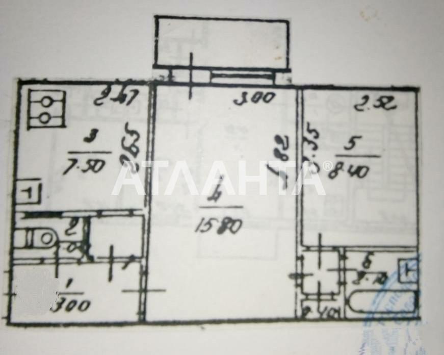 Продается 2-комнатная Квартира на ул. Героев Севастополя — 35 200 у.е. (фото №8)