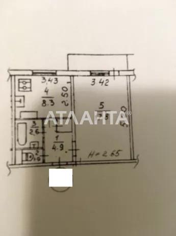 Продается 1-комнатная Квартира на ул. Героев Днепра — 36 000 у.е. (фото №8)