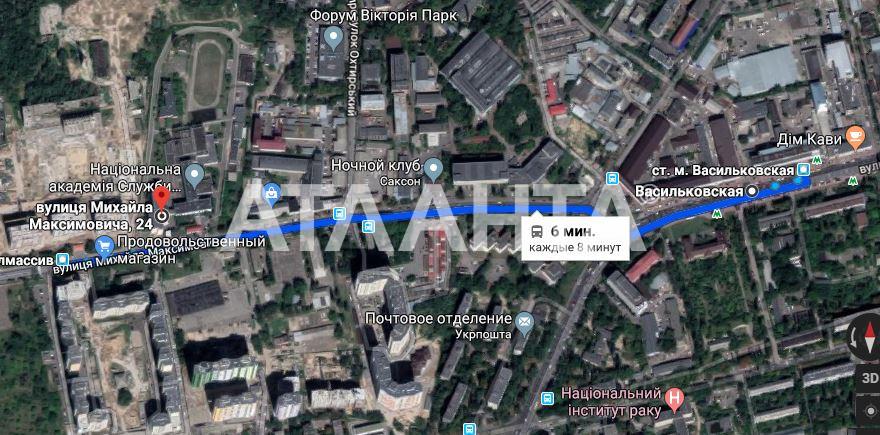 Продается 2-комнатная Квартира на ул. Ул. Максимовича (Онуфрия Трутенко) — 75 900 у.е. (фото №13)