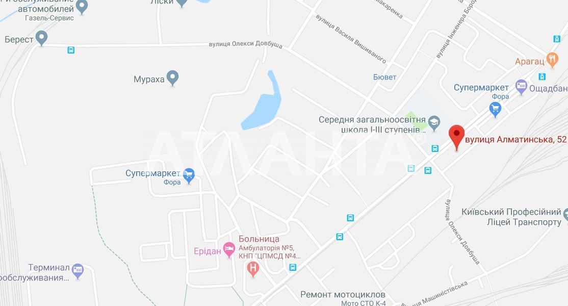 Продается 2-комнатная Квартира на ул. Ул. Алма-Атинская — 31 000 у.е. (фото №6)