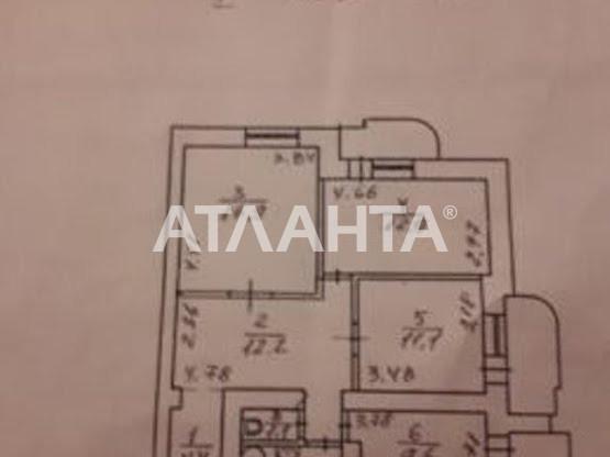 Продается 3-комнатная Квартира на ул. Ул. Анна Ахматовой — 65 500 у.е. (фото №7)