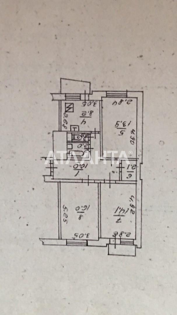 Продается 3-комнатная Квартира на ул. Оболонский Проспект — 66 500 у.е. (фото №12)