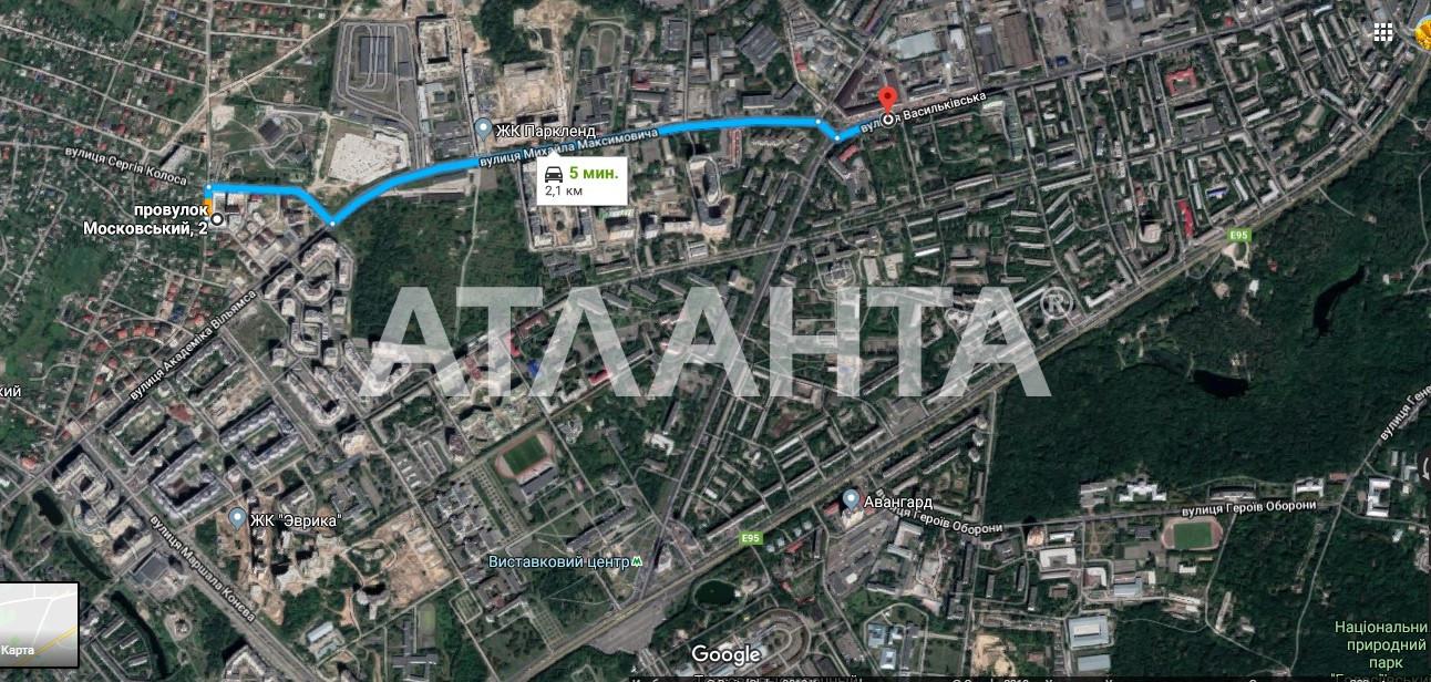 Продается 1-комнатная Квартира на ул. Пер. Московский — 42 500 у.е. (фото №11)