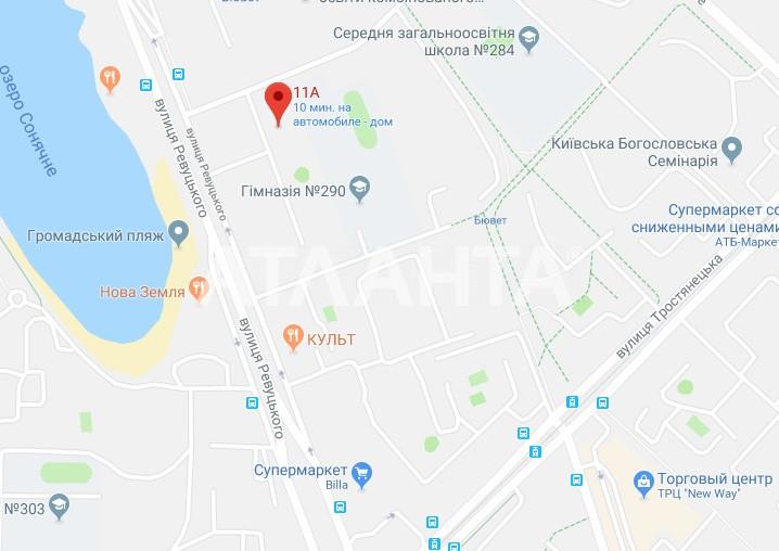 Продается 2-комнатная Квартира на ул. Ул. Ревуцкого — 46 990 у.е. (фото №8)