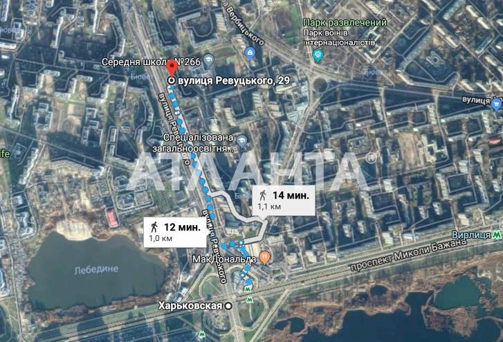 Продается 2-комнатная Квартира на ул. Ул. Ревуцкого — 45 000 у.е. (фото №7)