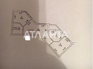 Продается 2-комнатная Квартира на ул. Симоненко Василия — 87 000 у.е. (фото №7)