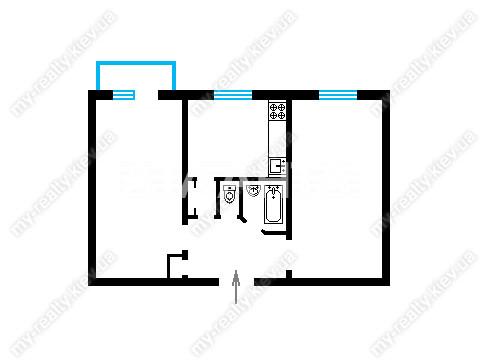 Продается 2-комнатная Квартира на ул.  Ул Бусловская  — 49 000 у.е. (фото №9)