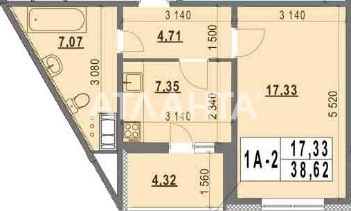 Продается 1-комнатная Квартира на ул. Ул. Ломоносова — 38 700 у.е. (фото №12)