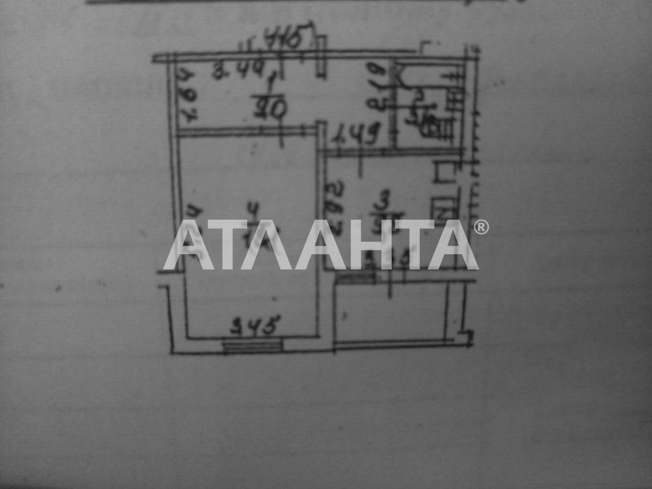 Продается 1-комнатная Квартира на ул. Ул. Радунская — 40 000 у.е. (фото №12)