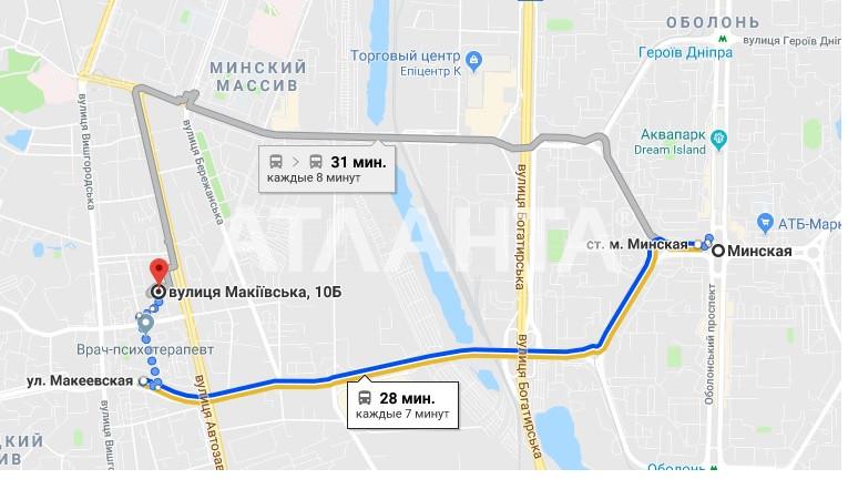 Сдается 4-комнатная Квартира на ул. Ул. Макеевская — 0 у.е./сут. (фото №13)