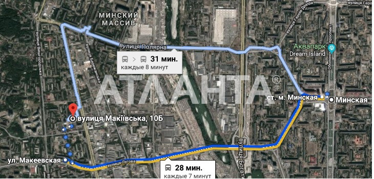 Сдается 4-комнатная Квартира на ул. Ул. Макеевская — 0 у.е./сут. (фото №14)