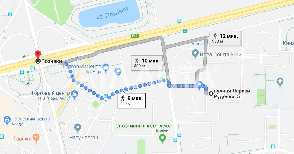 Продается 2-комнатная Квартира на ул. Лариса Руденко — 49 800 у.е. (фото №7)