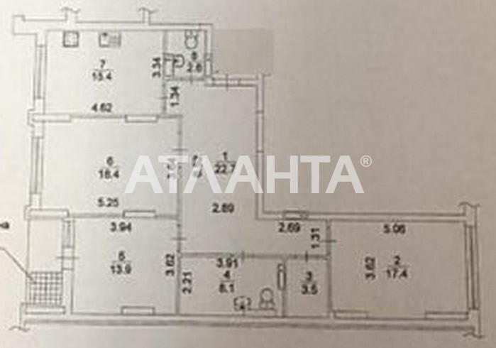 Продается 3-комнатная Квартира на ул. Конева — 115 000 у.е. (фото №14)