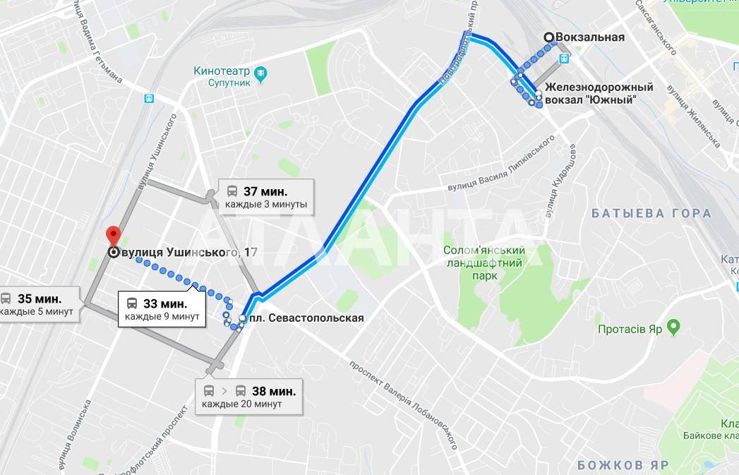 Продается 2-комнатная Квартира на ул. Пер. Ушинского — 33 800 у.е. (фото №15)