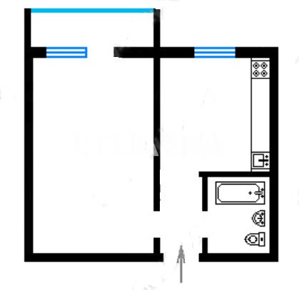 Продается 1-комнатная Квартира на ул. Ул. Каменская — 33 500 у.е. (фото №9)