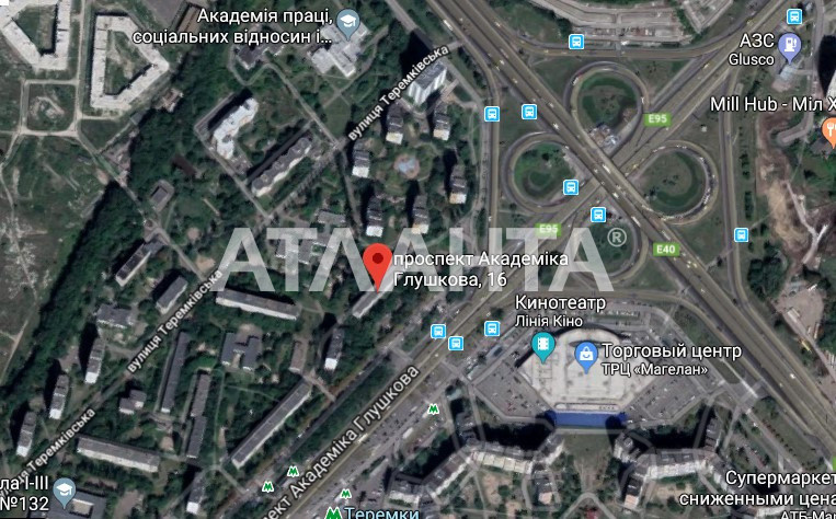 Продается 3-комнатная Квартира на ул. Пр. Академика Глушкова — 54 000 у.е. (фото №13)