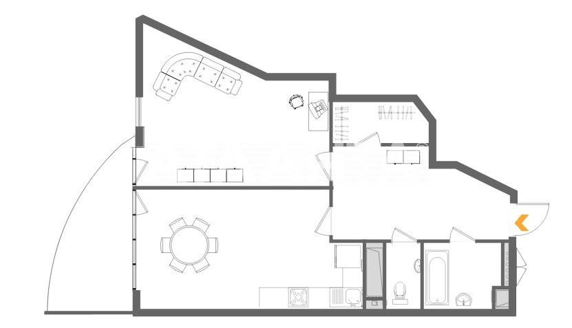 Продается 2-комнатная Квартира на ул. Лабораторный Пер. — 113 000 у.е. (фото №2)