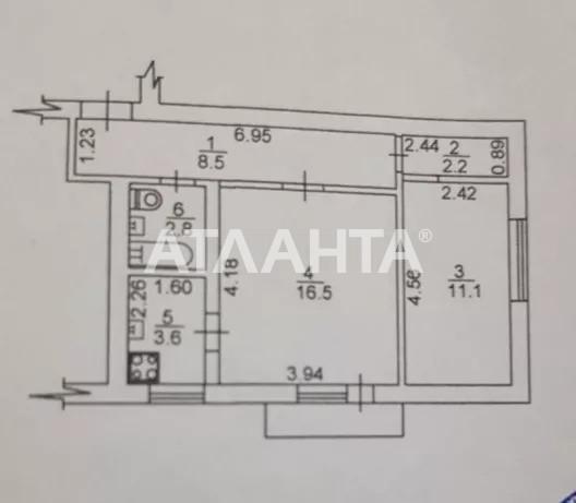 Продается 2-комнатная Квартира на ул. Ул. Строителей — 32 200 у.е. (фото №8)