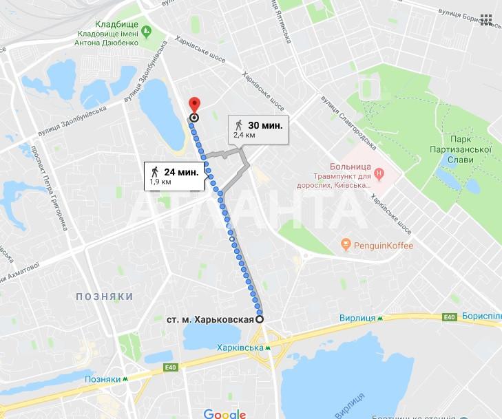 Сдается 2-комнатная Квартира на ул. Ул. Ревуцкого — 0 у.е./сут. (фото №14)