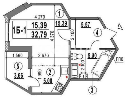 Продается 1-комнатная Квартира на ул. Ул. Ломоносова — 38 000 у.е. (фото №11)