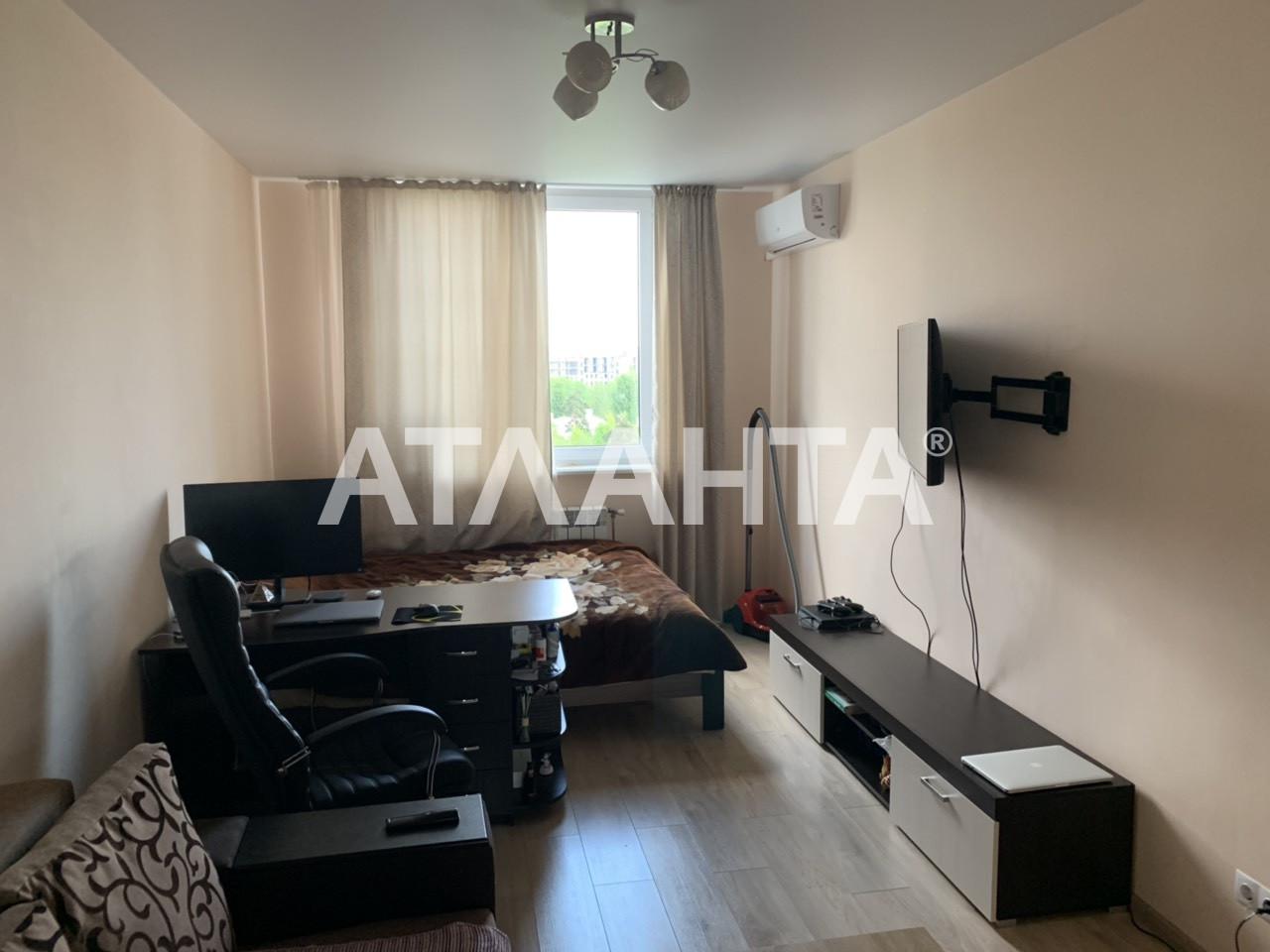 Продается 1-комнатная Квартира на ул. Лобачевского Пер. — 40 000 у.е. (фото №3)