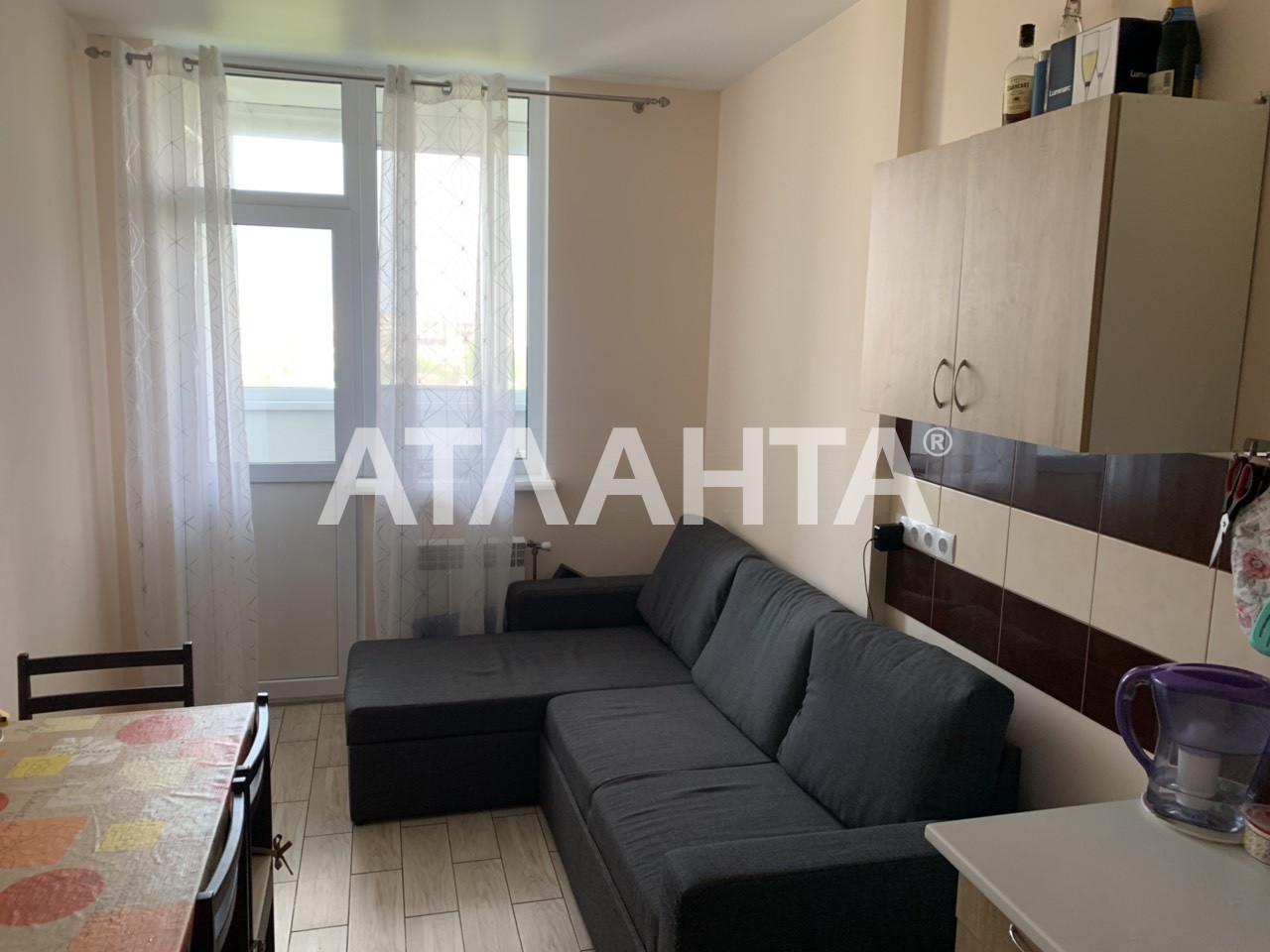 Продается 1-комнатная Квартира на ул. Лобачевского Пер. — 40 000 у.е. (фото №2)