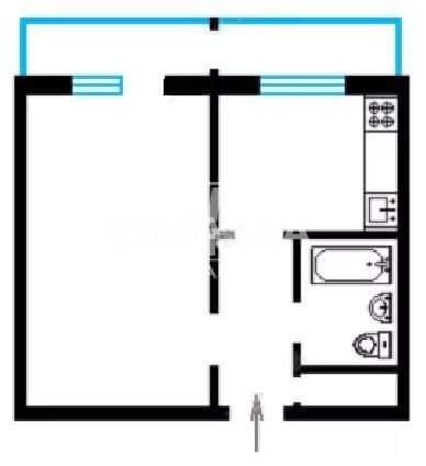 Продается 1-комнатная Квартира на ул. Проспект Правды — 28 000 у.е. (фото №9)