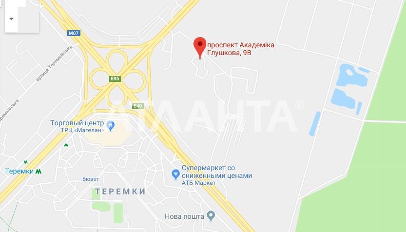 Продается 1-комнатная Квартира на ул. Просп. Глушкова — 63 500 у.е. (фото №9)