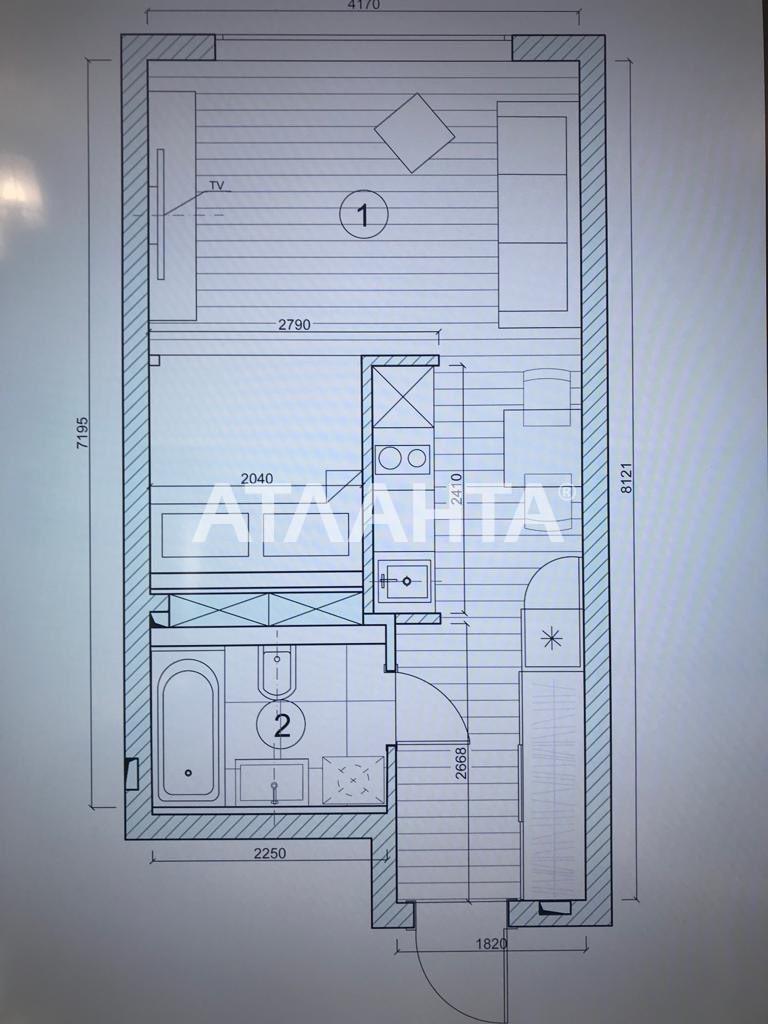 Продается 1-комнатная Квартира на ул. Ул. Каменская — 50 000 у.е.