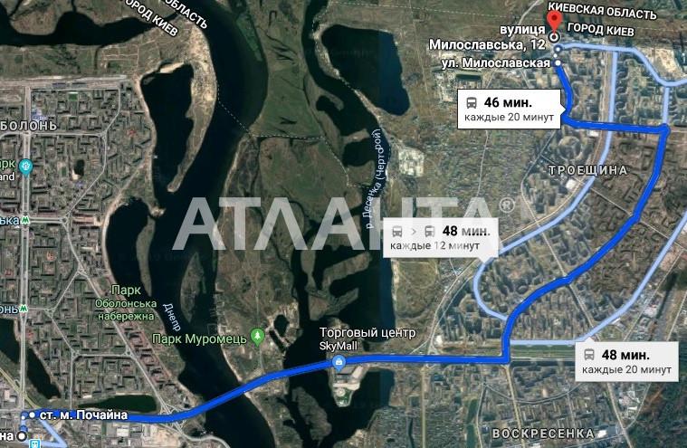 Продается 1-комнатная Квартира на ул. Ул. Милославская — 35 000 у.е. (фото №10)