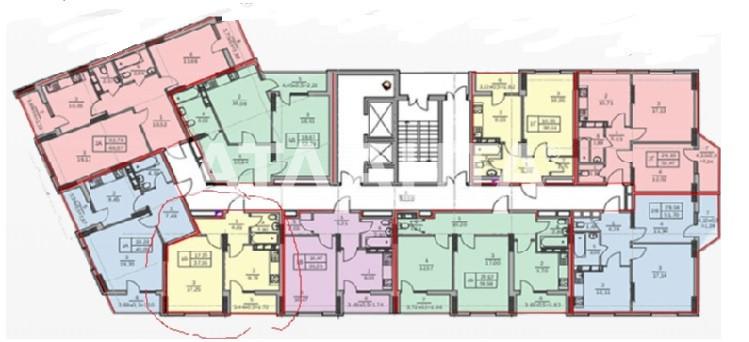 Продается 1-комнатная Квартира на ул. Ул. Теодора Драйзера — 30 000 у.е. (фото №3)