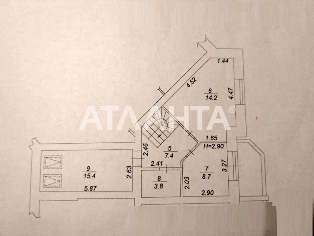 Продается 4-комнатная Квартира на ул. Ул. Хмельницкого — 57 000 у.е. (фото №11)