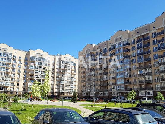 Продается 1-комнатная Квартира на ул. Ул. Метрологическая — 39 500 у.е. (фото №2)