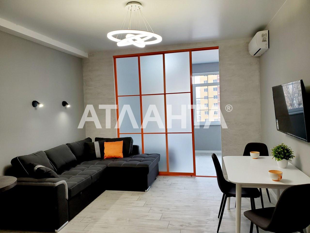 Продается 1-комнатная Квартира на ул. Ул. Максимовича — 64 000 у.е. (фото №2)